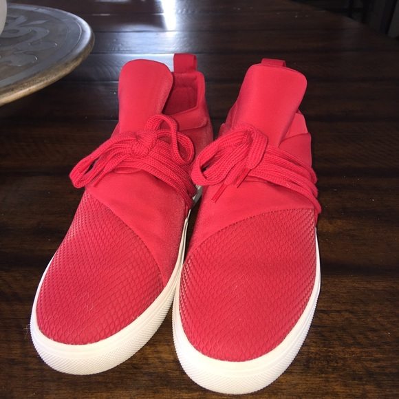 Steve Madden Shoes | Steve Madden Red